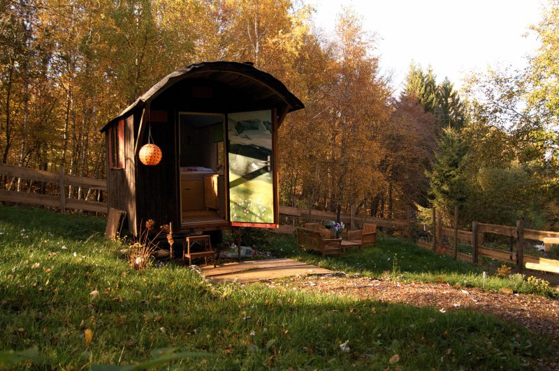 Reiturlaub Tiny House