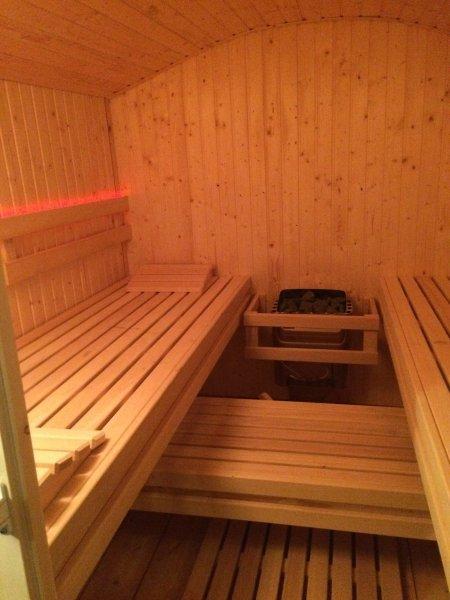 Reiturlaub Wellness Sauna